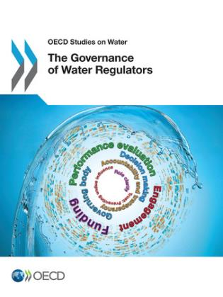Cover image for the book Governance Of Water Regulators: OECD Studies On Water