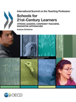Cover image for the book Schools For 21st-Century Learners: Strong Leaders, Confident Teachers, Innovative Approaches