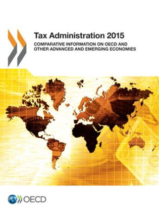Cover image for the book Tax Administration 2015: Comparative Information On OECD And Other Advanced And Emerging Economies