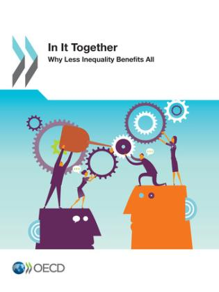 Cover image for the book In It Together: Why Less Inequality Benefits All