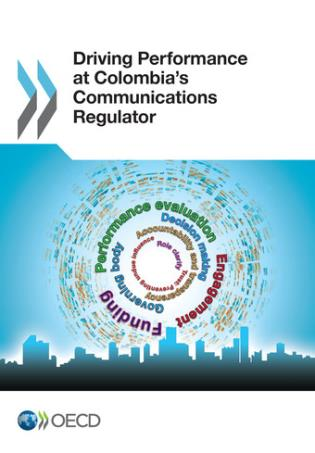 Cover image for the book Driving Performance At Colombia's Communications Regulator