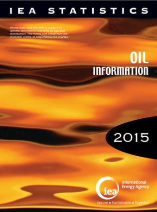 Cover image for the book Oil Information: 2015