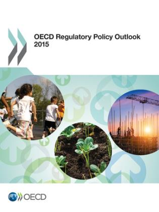 Cover image for the book OECD Regulatory Policy Outlook 2015