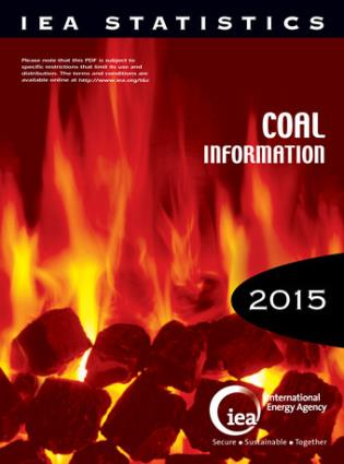 Cover image for the book Coal Information: 2015