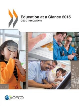 Cover image for the book Education At A Glance: 2015: OECD Indicators