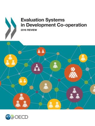 Cover image for the book Evaluation Systems in Development Co-operation: 2016 Review