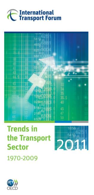 Cover image for the book Trends In The Transport Sector: 1970-2009