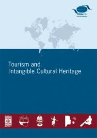 Cover image for the book Tourism And Intangible Cultural Heritage