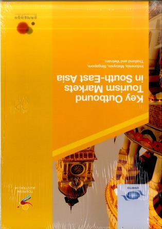 Cover image for the book Key Outbound Tourism Markets In South-East Asia Indonesia, Malaysia, Singapore, Thailand, And Vietnam