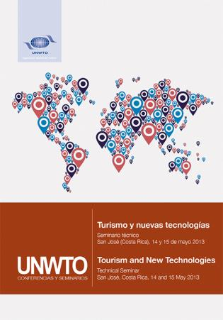 Cover image for the book Turismo Y Nuevas Tecnologias: Tourism And New Technologies