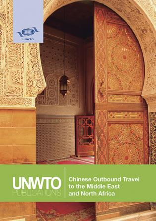 Cover image for the book Chinese Outbound Travel To The Middle East And North Africa