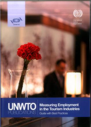 Cover image for the book Measuring Employment In The Tourism Industries
