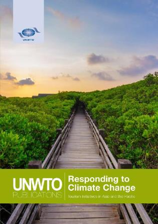 Cover image for the book Responding To Climate Change: Tourism Initiatives In Asia And The Pacific