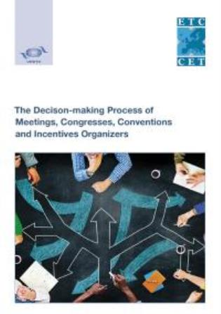 Cover image for the book Decision-Making Process Of Meetings, Congresses, Conventions And Incentives Organizers