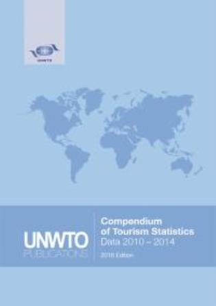 Cover image for the book Compendium Of Tourism Statistics: (2010-2014), 2016 Edition