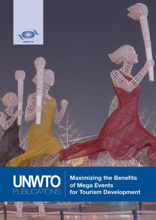 Cover image for the book Maximizing the Benefits of Mega Events for Tourism Development