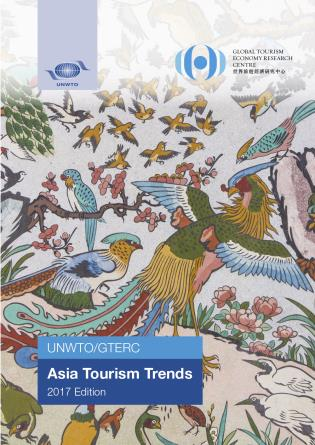 Cover image for the book UNWTO/GTERC Annual Report on Asia Tourism Trends, 2017Edition