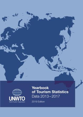 Cover image for the book Yearbook Of Tourism Statistics: 2013-2017, 2019 Edition