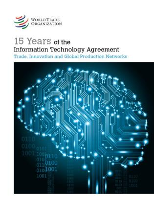 Cover image for the book 15 Years Of The Information Technology Agreement