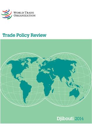 Cover image for the book Trade Policy Review - Djibouti: 2014