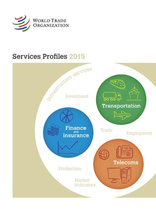 Cover image for the book Services Profiles: 2015
