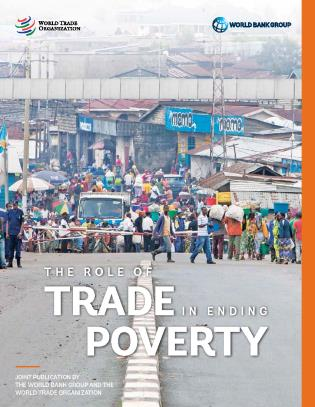 Cover image for the book Role Of Trade In Ending Poverty