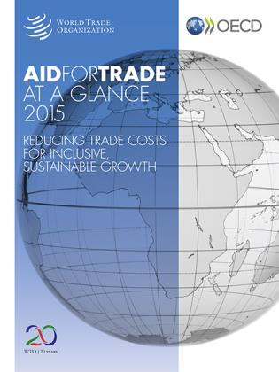 Cover image for the book Aid For Trade At A Glance 2015