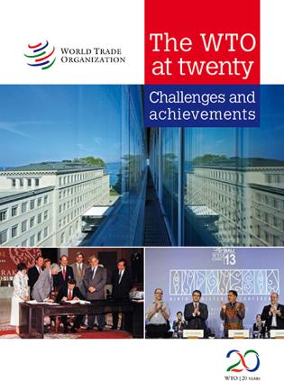 Cover image for the book WTO At Twenty: Challenges And Achievements