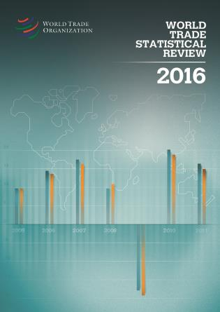 Cover image for the book World Trade Statistical Review: 2016