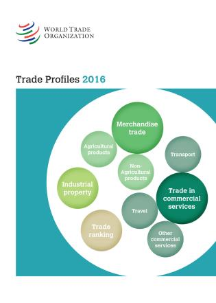 Cover image for the book Trade Profiles: 2016