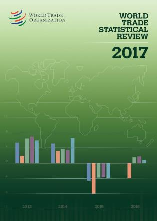 Cover image for the book World Trade Statistical Review 2017