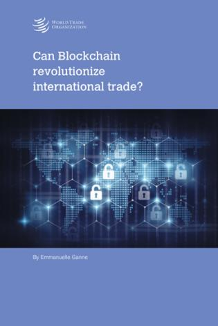 Cover image for the book Can Blockchain Revolutionize International Trade?