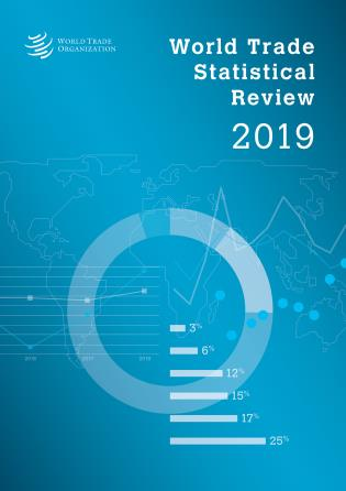 Cover image for the book World Trade Statistical Review 2019
