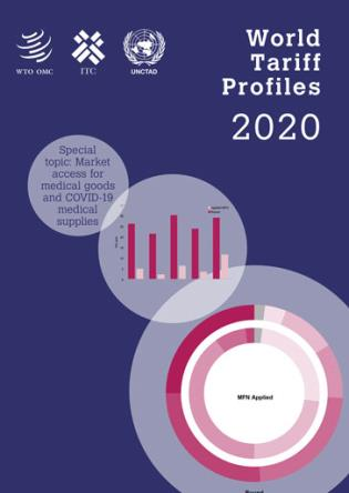 Cover image for the book World Tariff Profiles 2020