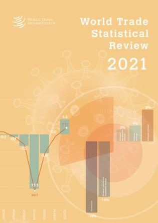 Cover image for the book World Trade Statistical Review 2021