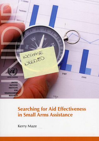 Cover image for the book Searching for Aid Effectiveness in Small Arms Assistance