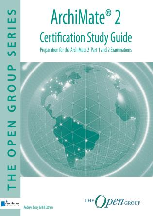 Cover image for the book Archimate 2 Certification Study Guide