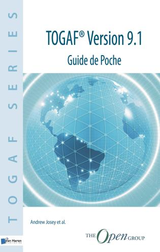 Cover image for the book TOGAF Version 9.1 - Guide De Poche