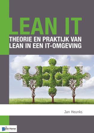Cover image for the book Lean It- Theorie En Praktijk Van Lean In Een It-Omgeving