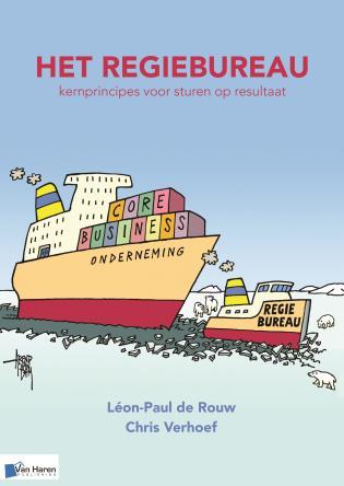 Cover image for the book Het Regiebureau Kernprincipes Voor Sturen Op Resultaat
