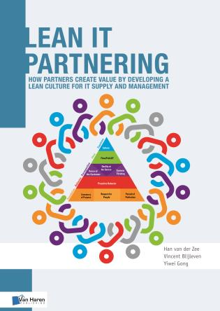Cover image for the book Lean It Partnering