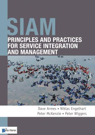 Cover image for the book Siam: Principles And Practices For Service Integration And Management
