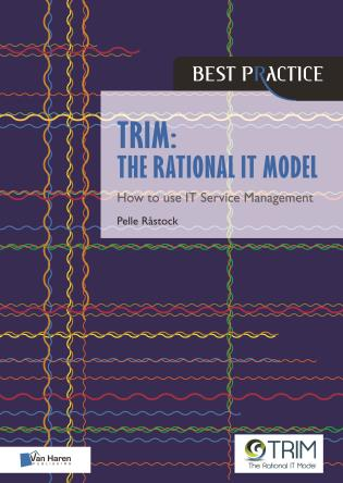 Cover image for the book Trim: The Rational IT Model