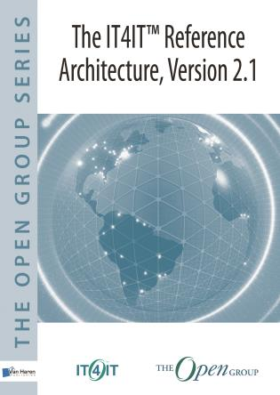 Cover image for the book The IT4IT™ Reference Architecture, Version 2.1