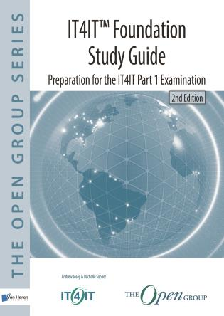 Cover image for the book IT4IT™ Foundation –Study Guide, Second Edition