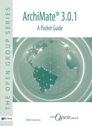 Cover image for the book ArchiMate® 3.0.1: A Pocket Guide