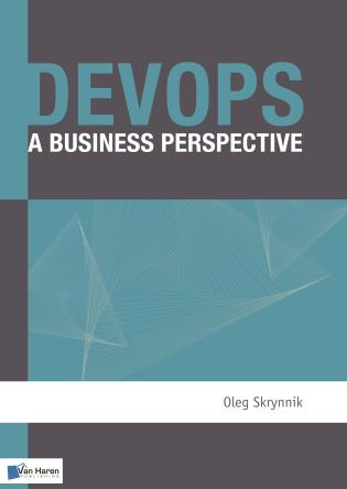 Cover image for the book DevOps - A Business Perspective
