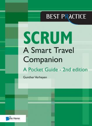Cover image for the book Scrum – A Pocket Guide: A Smart Travel Companion, 2nd Edition