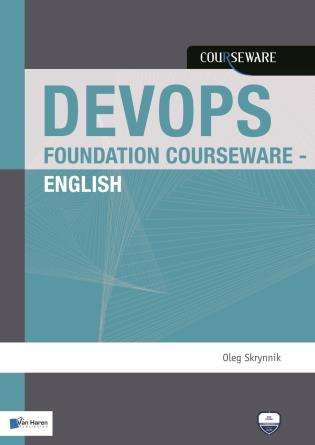 Cover image for the book DevOps Foundation Courseware