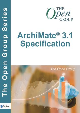 Cover image for the book ArchiMate® 3.1 Specification